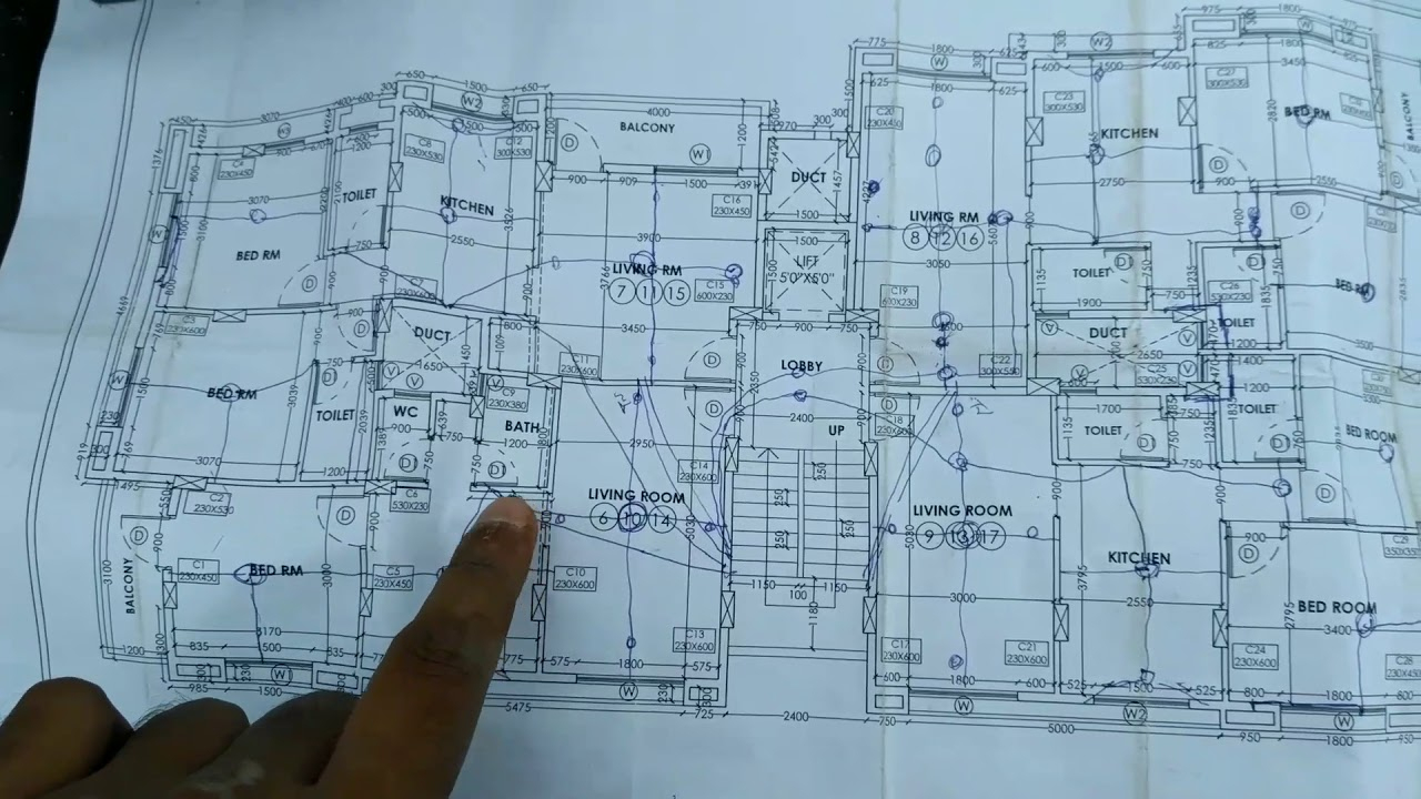 How To Install Pvc Pipes For Concealed Wiring Or Conduit Wiring In - Conduit Wiring Diagram