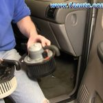 How To Install Replace Heat A/c Fan Or Blower Motor Chevy Venture   2006 Chevy Silverado Blower Motor Resistor Wiring Diagram