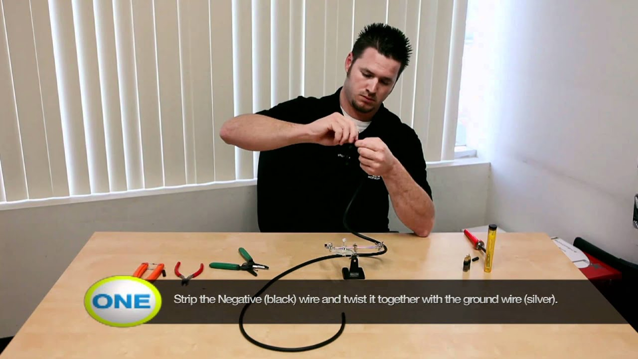 How To Make Your Own Rca Cable - Youtube - Usb To Rca Cable Wiring Diagram