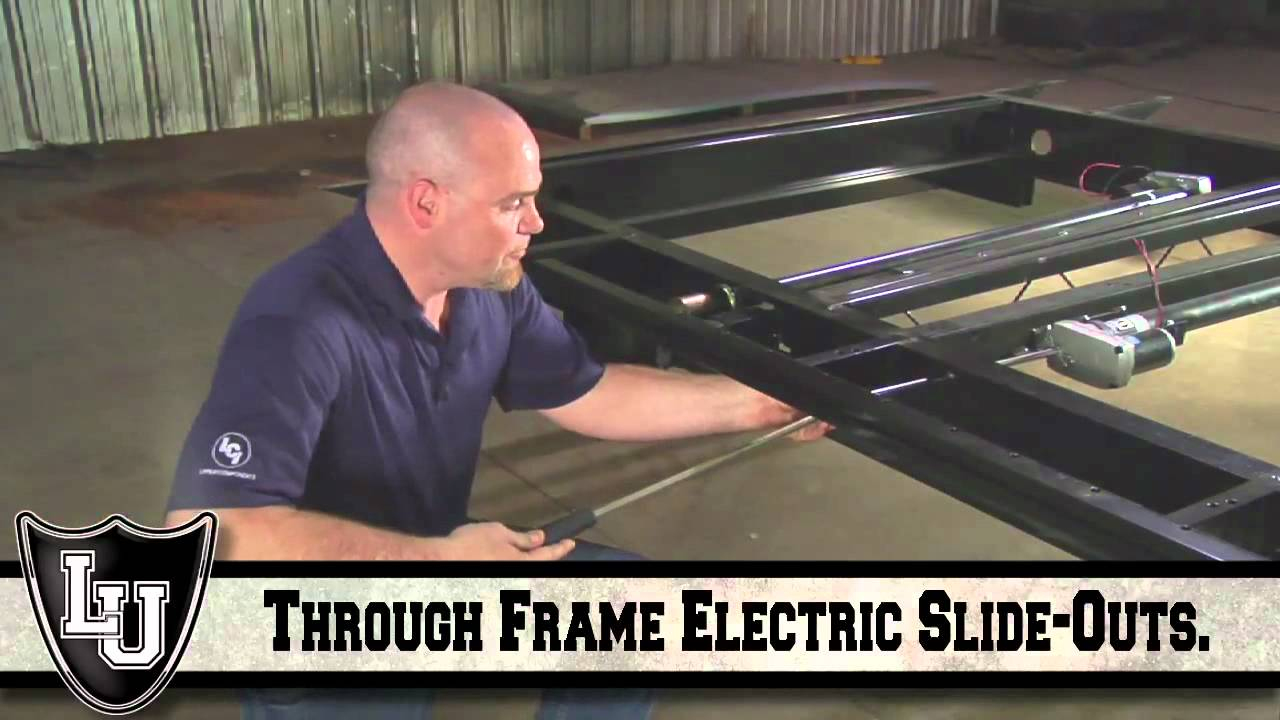 How To Manually Extend Or Retract An Electric Slide-Out System - Rv Slide Out Switch Wiring Diagram