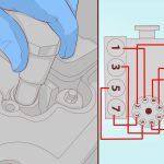 How To Replace Your Mercruiser Spark Plug Wires (With Pictures)   Spark Plug Wiring Diagram Chevy 4.3 V6