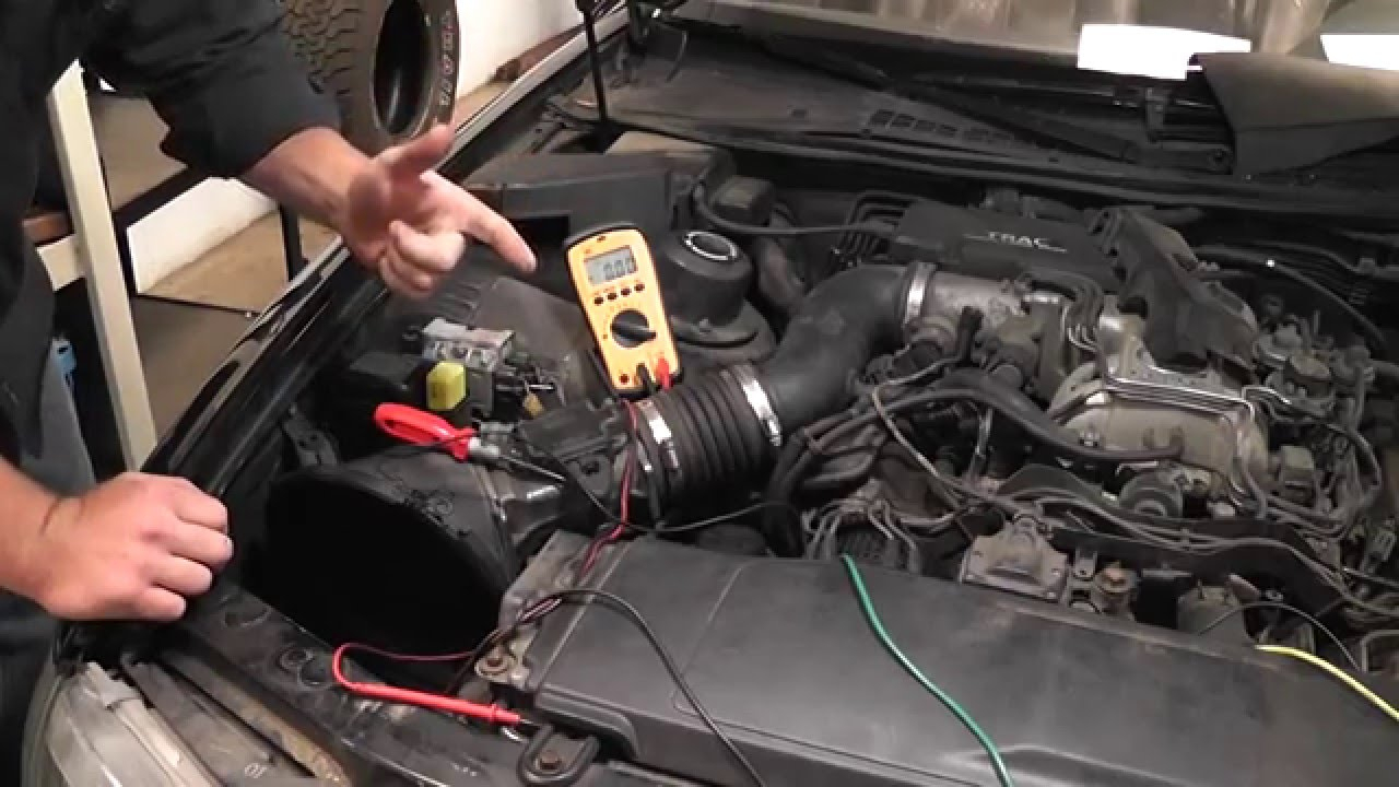 How To Test An Igniter On A Toyota/lexus - Youtube - Toyota Igniter Wiring Diagram