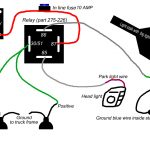 How To Wire 04 Xe Non Prewired Fog Light Kit Nissan Titan Forum   Fog Light Wiring Diagram