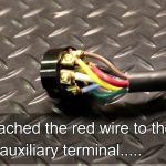 How To Wire A 7 Way Trailer Plug.. The Right Way   Youtube   7 Blade Trailer Plug Wiring Diagram
