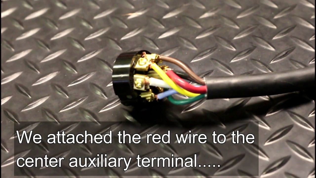 How To Wire A 7 Way Trailer Plug.. The Right Way - Youtube - 7 Way Trailer Plug Wiring Diagram Chevy