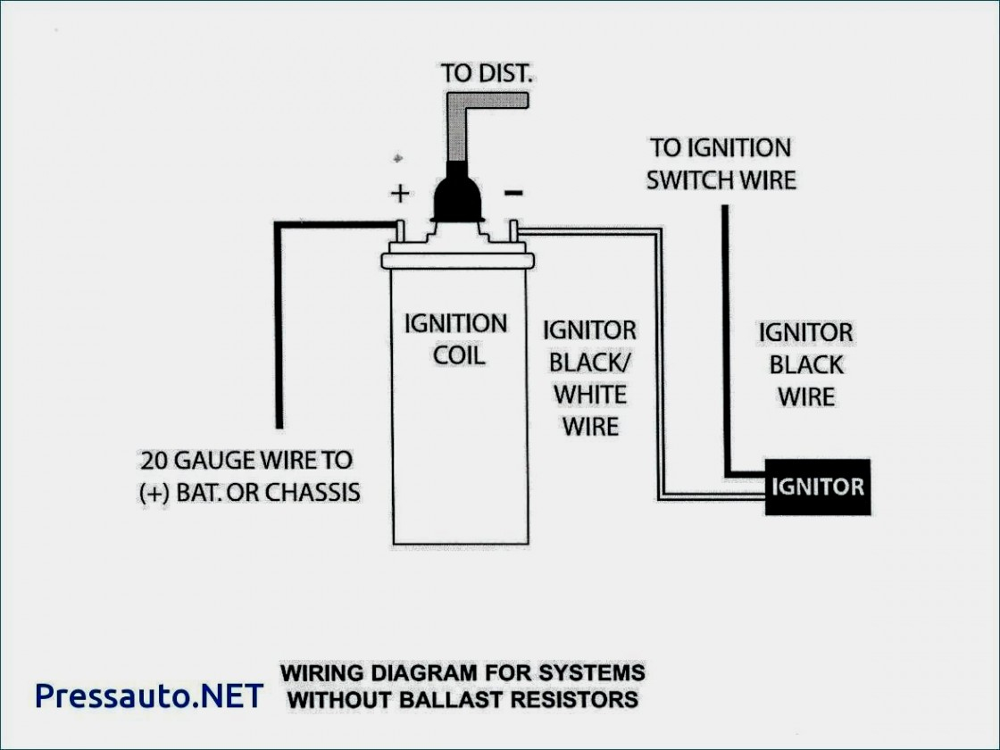 How To Wire A Ballast Resistor Diagram Chevy 350 Ignition Coil - Ignition Coil Wiring Diagram