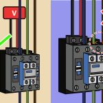 How To Wire A Contactor: 8 Steps (With Pictures)   Wikihow   Contactor Wiring Diagram