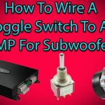 How To Wire A Toggle Switch To Your Amp   Youtube   Toggle Switch Wiring Diagram