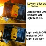 How To Wire Combination Switch Outlet   Leviton Switch Outlet Combination Wiring Diagram