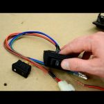 How To Wire Door Lock And Power Window Switches   Youtube   Power Window Switch Wiring Diagram