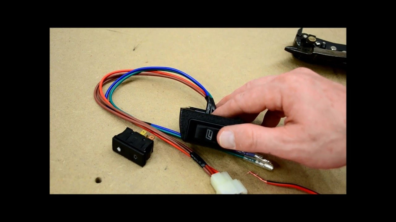 5 Pin Power Window Switch Wiring Diagram For A 99 Pontiac Montana from 2020cadillac.com
