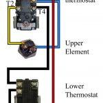 How To Wire Water Heater For 120 Volts   Electric Water Heater Wiring Diagram