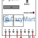 Hunter Relay Wiring Diagram | Wiring Diagram   Pump Start Relay Wiring Diagram