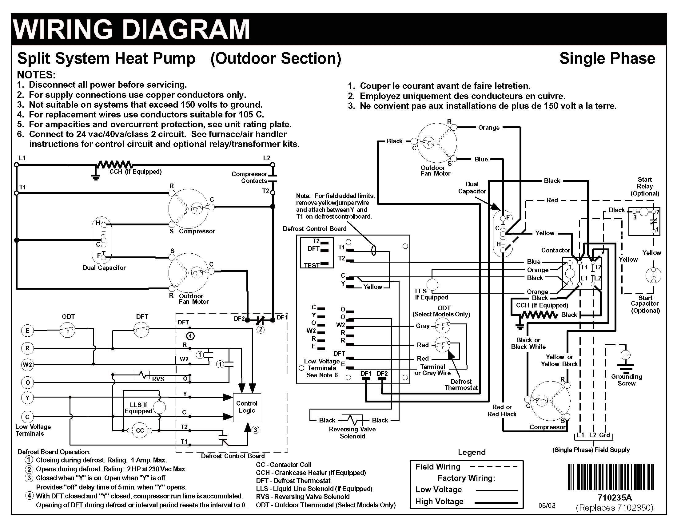 Hvac Heater Wiring Diagram   Schematic Diagram - 5 Wire To 4 Wire Trailer Wiring Diagram