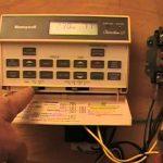 Hvac   Old Honeywell T8601D   Youtube   Honeywell Chronotherm Iii Wiring Diagram