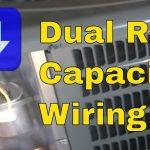 Hvac Training | Dual Run Capacitor Wiring   Youtube   Wiring Diagram For 230V Single Phase Motor