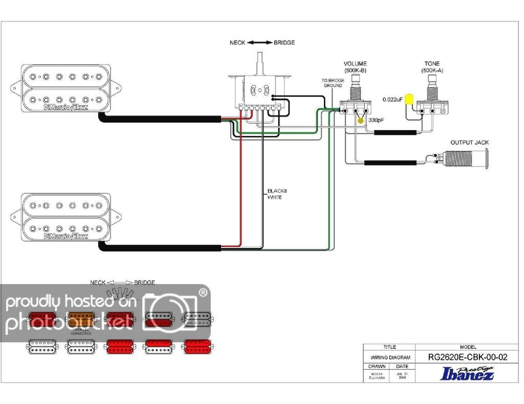 Ibanez Wiring Diagram - Data Wiring Diagram Schematic - Ibanez Wiring Diagram