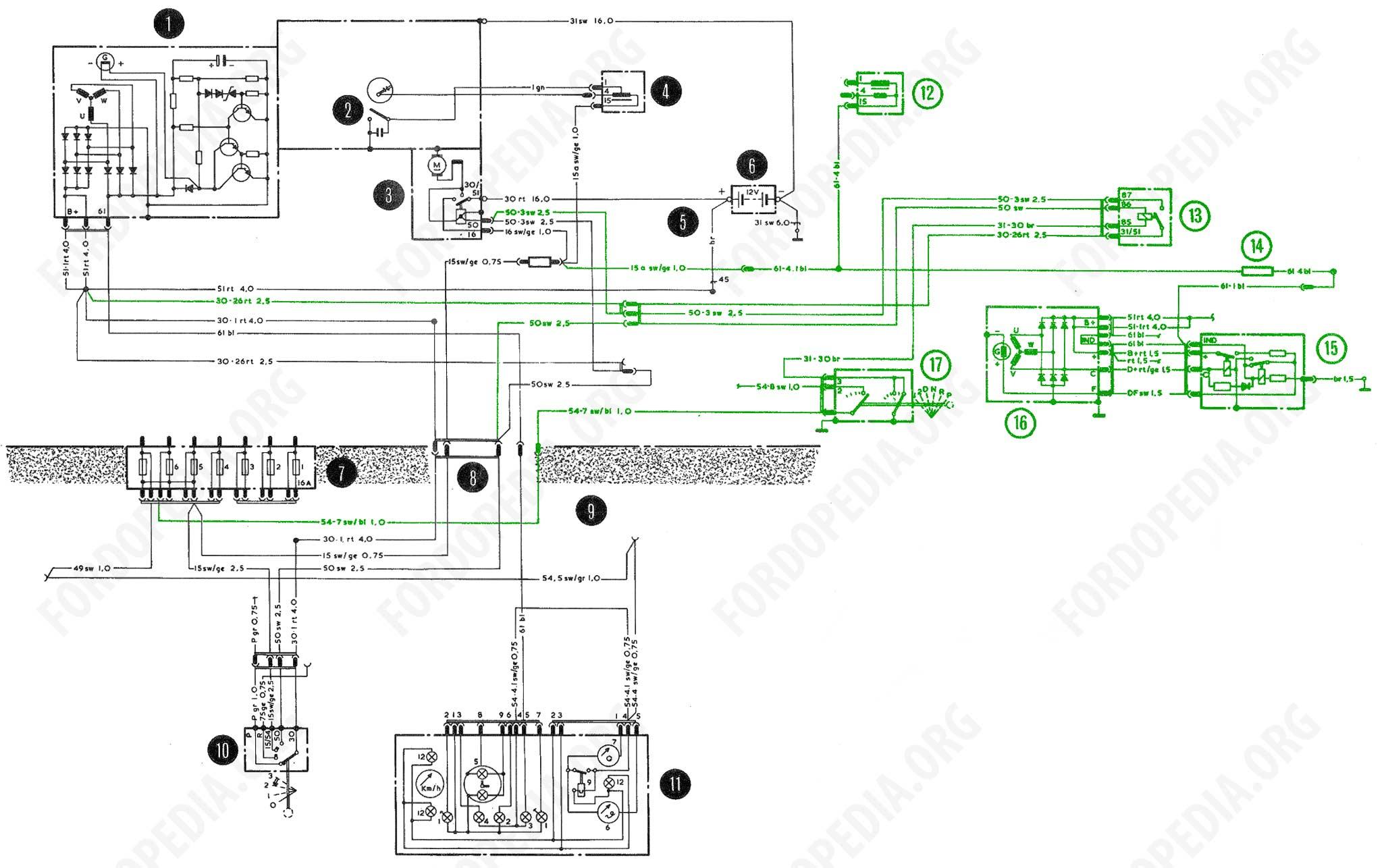Ignition Circuit Wiring - Wiring Diagram Blog - Ford Ignition Coil Wiring Diagram