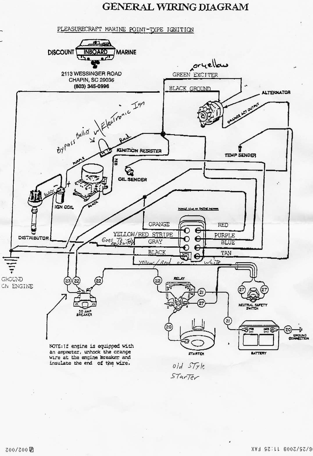 ignition switch - 82 ski nautique - correctcraftfan forums