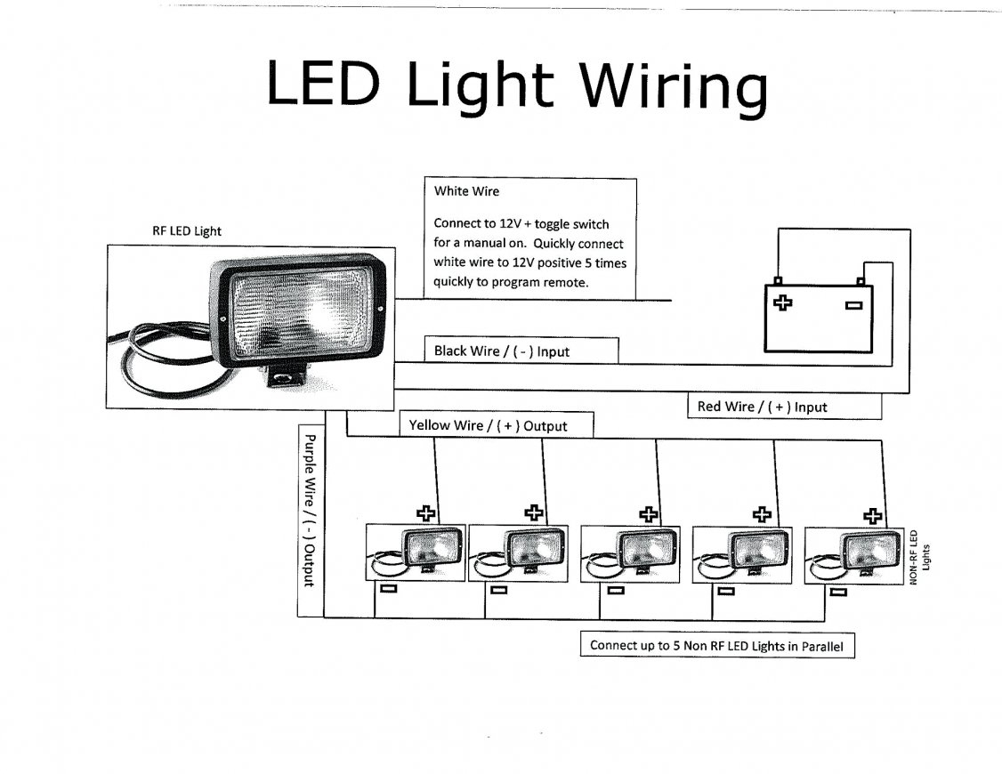 Inspirational Christmas Light Wiring Diagram 3 Wire Lights Circuit - Led Light Wiring Diagram