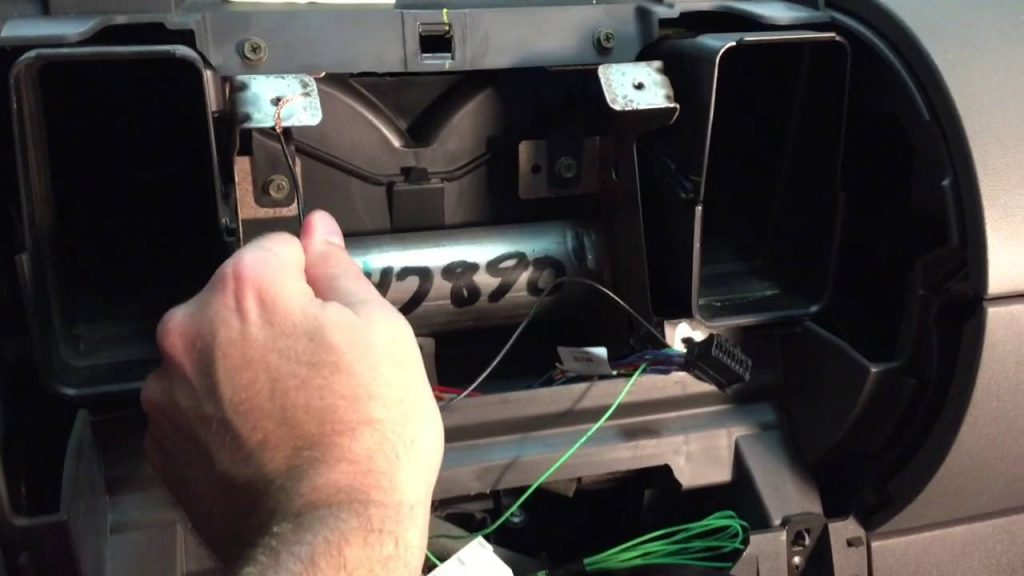 Install Double Din Pioneer Appradio 4 Stereo In 2006