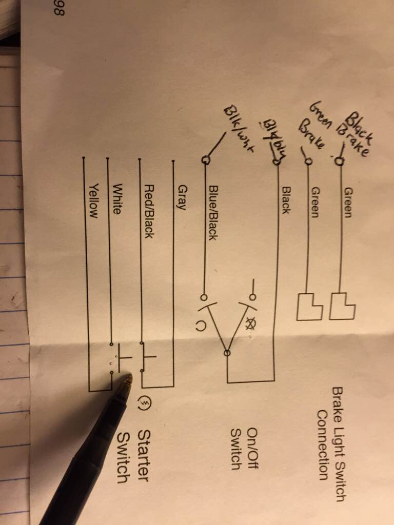 Install: Motion Pro Start/stop Switch - Start Stop Switch Wiring Diagram