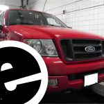Install Trailer Wiring 2004 Ford F150 118247   Etrailer   Youtube   6 Pin Trailer Wiring Diagram