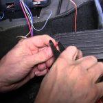 Installation Of A Trailer Brake Controller On A 2008 Chevrolet   Trailer Brake Controller Wiring Diagram