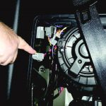 Installing A Trailer Wiring Kit On A Land Rover Lr4   Youtube   7 Blade Trailer Plug Wiring Diagram