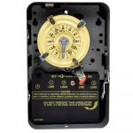 Intermatic 40 Amp 240 Volt Electric Water Heater Time Switch Wh40Dl3   240V Water Heater Wiring Diagram