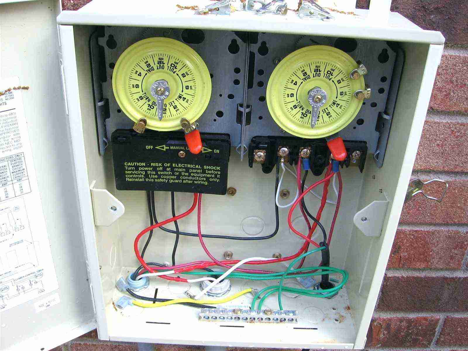 Intermatic Pool Pump Timer Wiring Diagram | Wiring Diagram - Intermatic Pool Timer Wiring Diagram