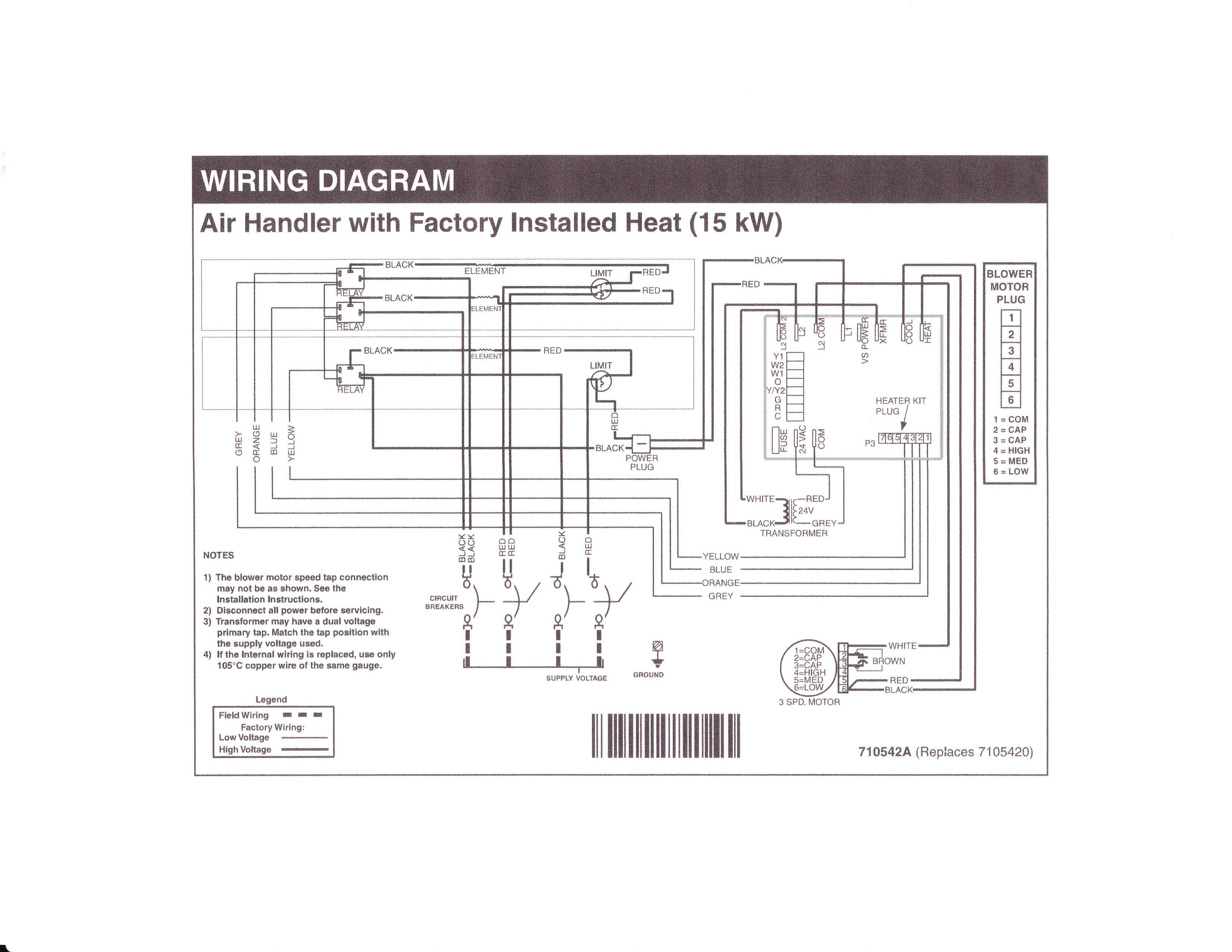 Intertherm Heater Wiring Diagram | Wiring Diagram - Cummins Grid Heater Wiring Diagram
