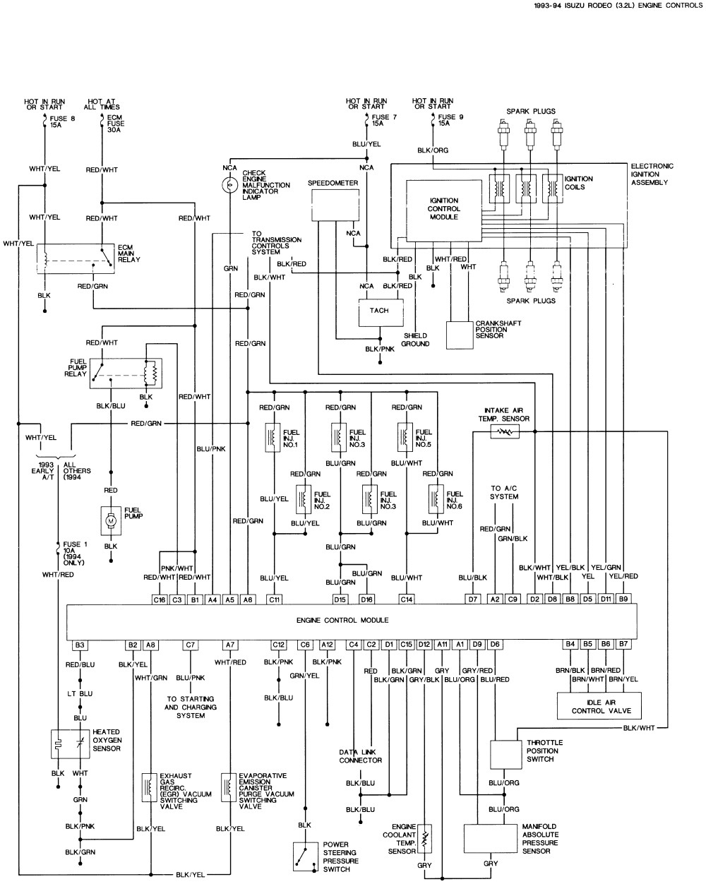 Isuzu Trooper Stereo Wiring Diagram Navigation On Like | Philteg.in - 2006 Isuzu Npr Wiring Diagram