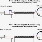 Jack Wiring Xlr To 1 4 Mono 1 4 Quot Stereo Further Xlr To 1 4   Xlr To Mono Jack Wiring Diagram