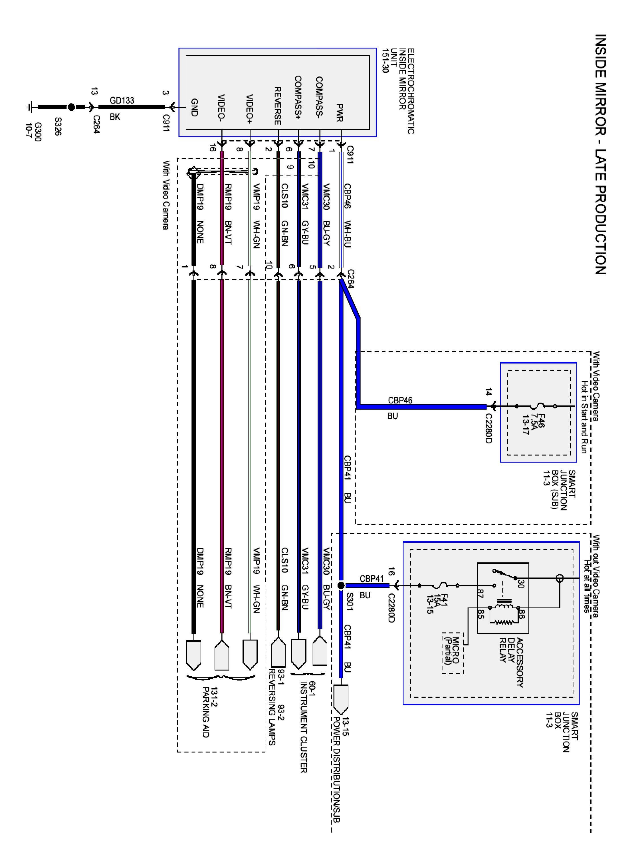 Jeep Backup Camera Wiring Diagram | Wiring Diagram - Ford F150 Backup Camera Wiring Diagram