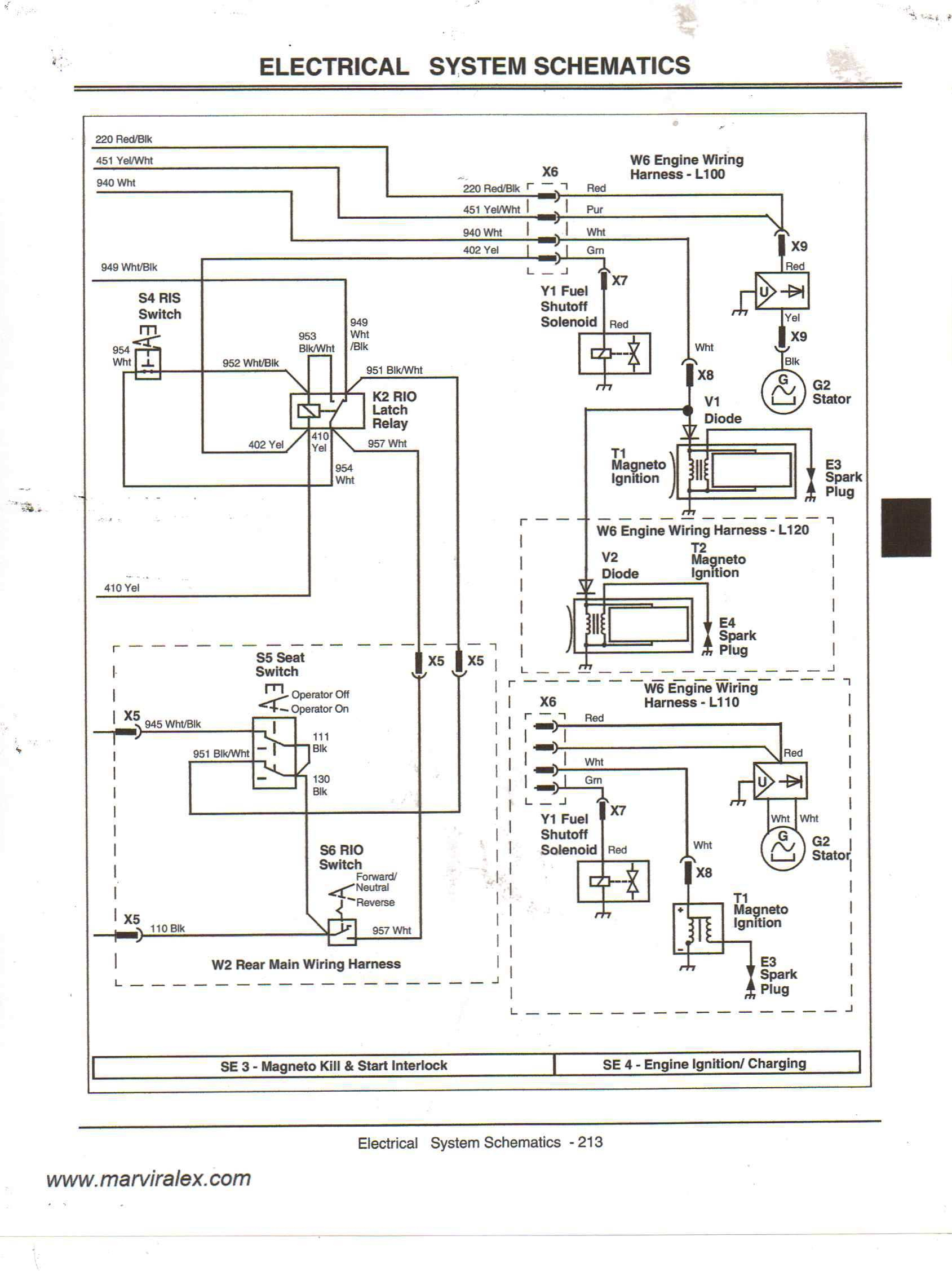 John Deere 6310 Wiring Diagram | Manual E-Books - John Deere Wiring Diagram