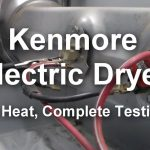 Kenmore Electric Dryer   Not Heating, What To Test And How To Test   Kenmore Dryer Wiring Diagram