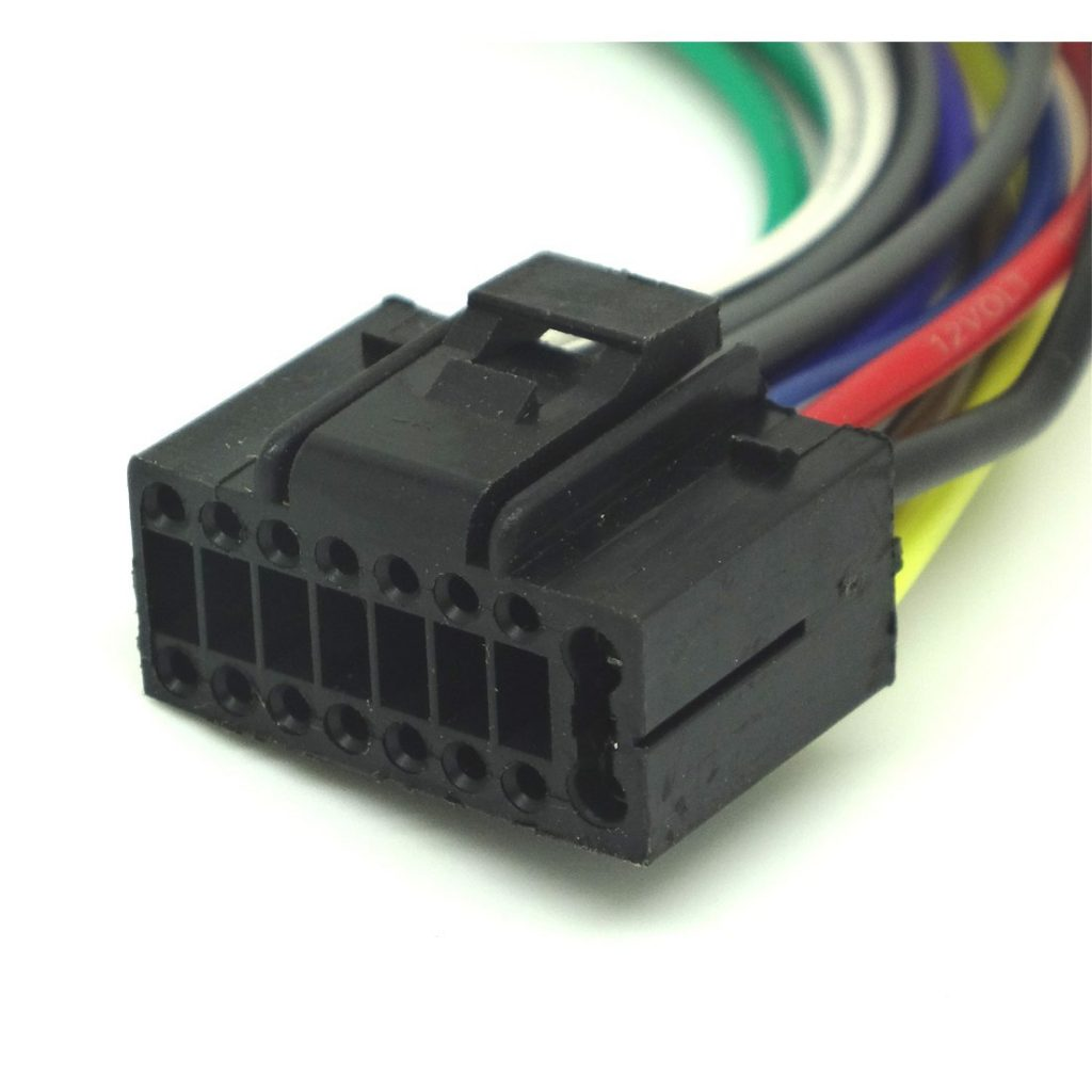 Kenwood Kdc 2019 Wiring Harness