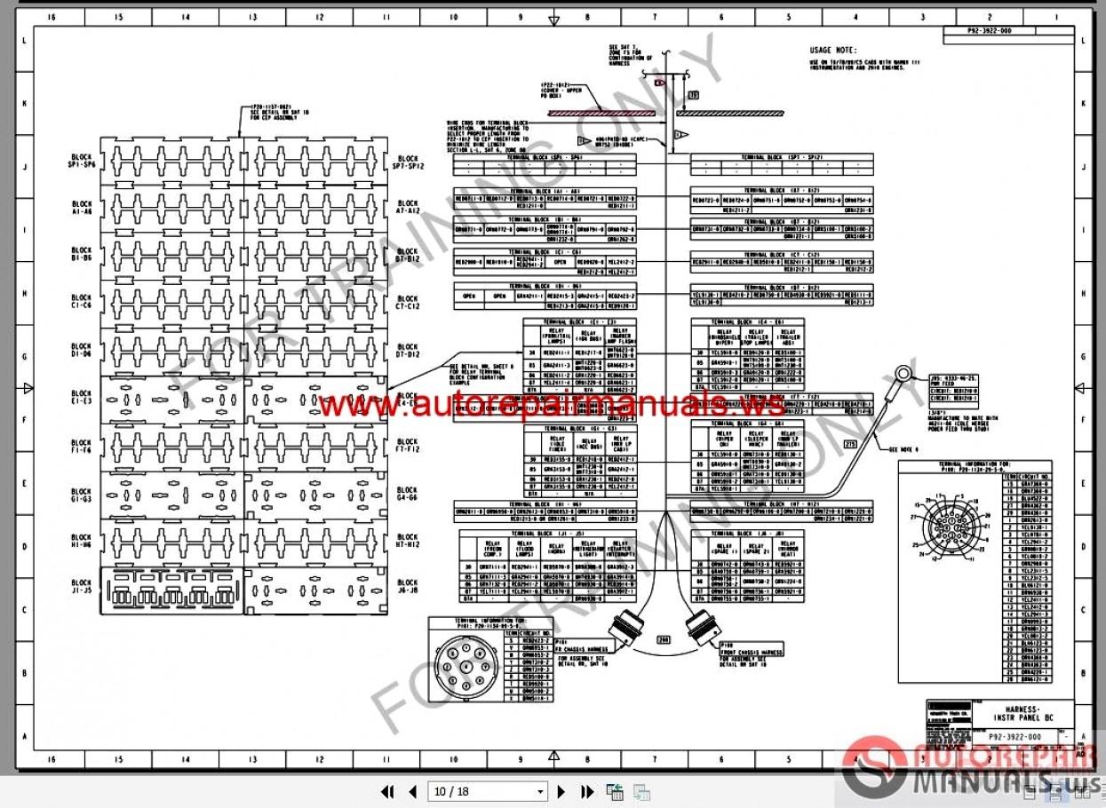Kenworth Wiring Diagram Pdf | Manual E-Books - Kenworth Wiring Diagram Pdf