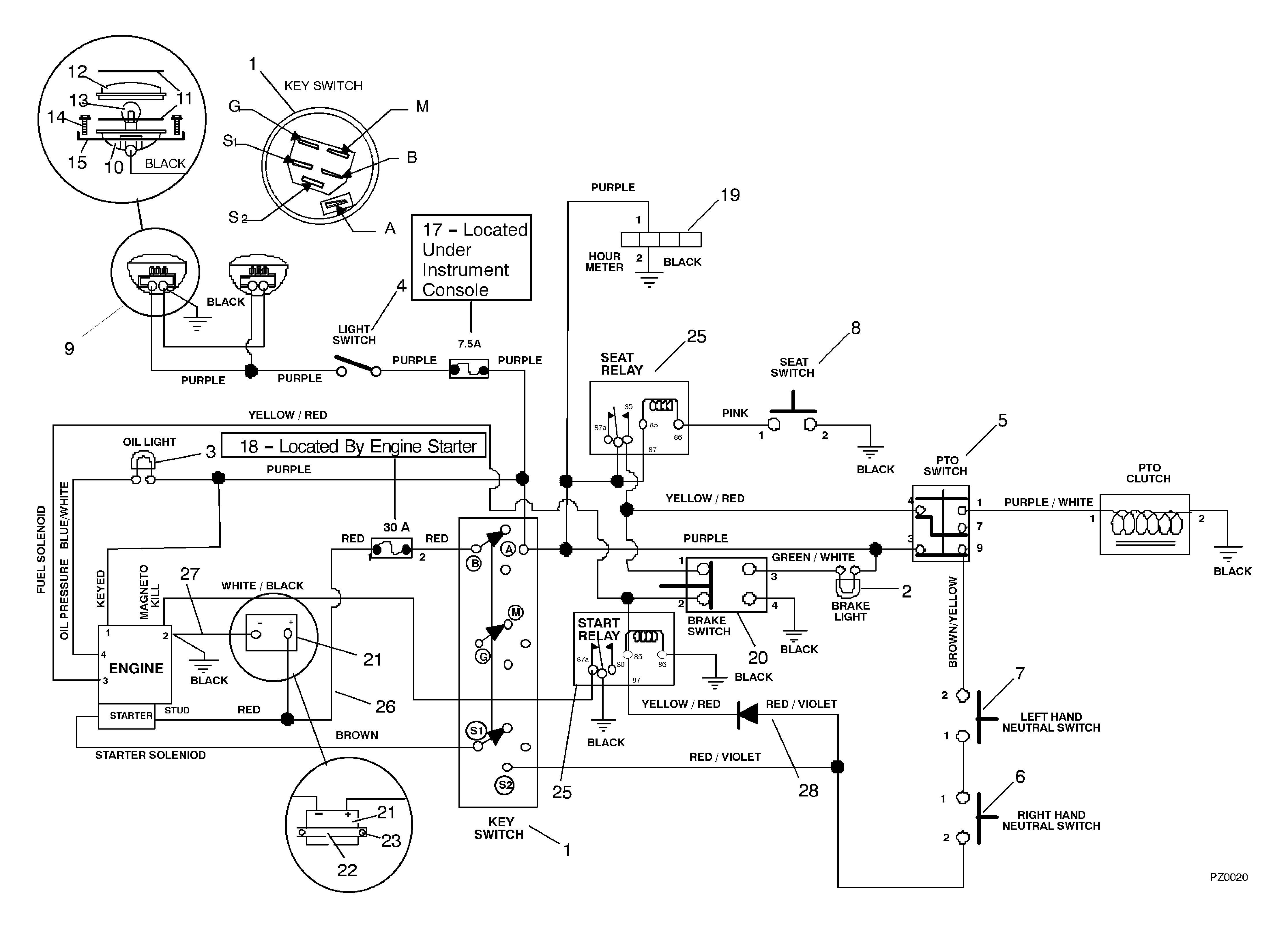 Kohler Command 12 5 Wiring Diagram | Wiring Diagram - Kohler Engine Wiring Diagram