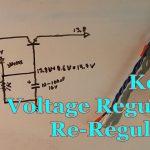 Kohler Voltage Regulator Re Regulator!   Youtube   Kohler Voltage Regulator Wiring Diagram