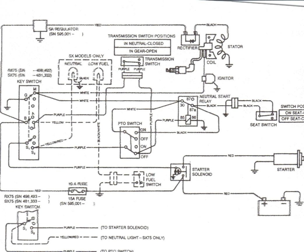 Kubota 7800 Wiring Diagram Pdf | Wiring Diagram - Kubota B7800 Wiring Diagram
