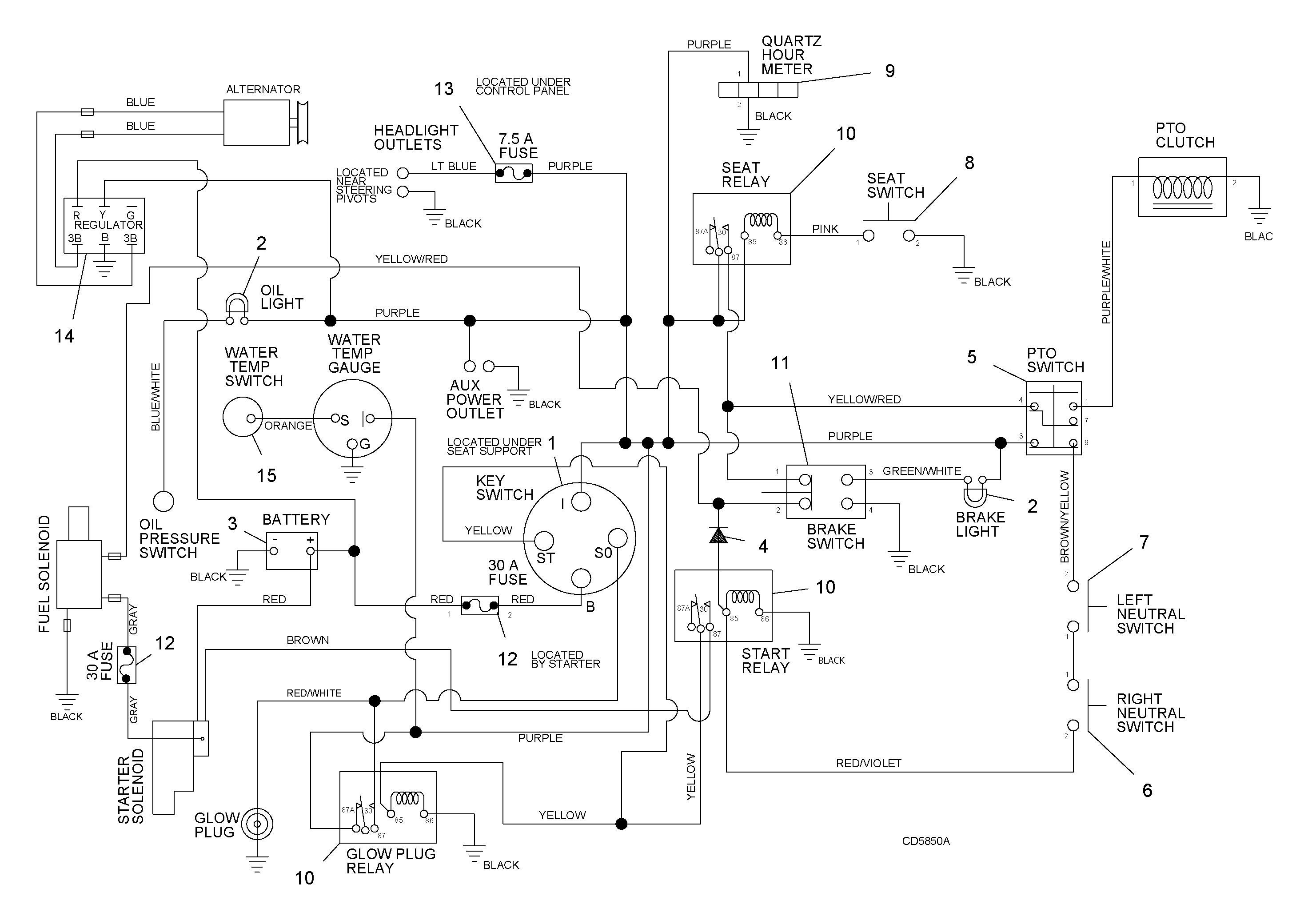 Kubota Wiring Diagram Pdf | Free Wiring Diagram - Kubota Wiring Diagram Pdf
