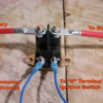 Lawn Mower Solenoid Wiring Diagram | Wiring Library   Riding Lawn Mower Starter Solenoid Wiring Diagram