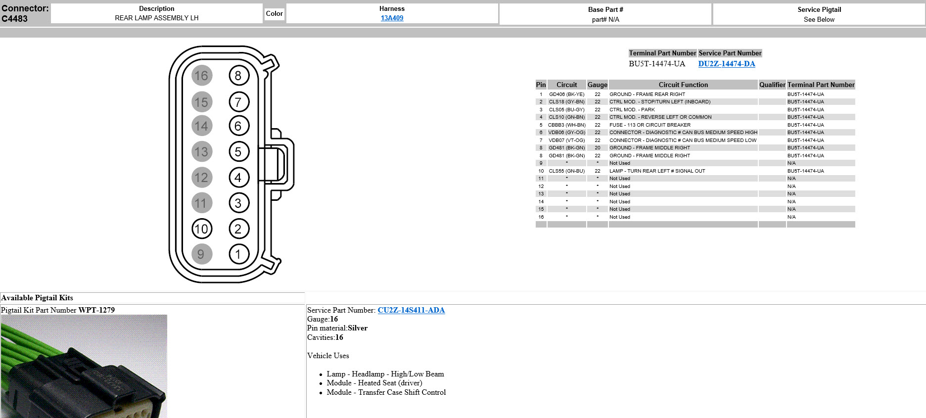 Led & Bliss Tail Light Wiring Diagram? - Ford F150 Forum - Community - Brake Light Wiring Diagram