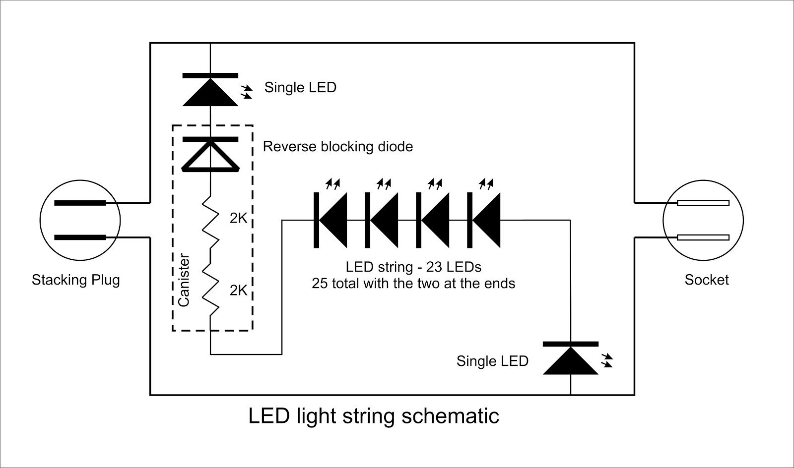 Led Christmas Lights Wiring Schematic | Manual E-Books - Led Christmas Lights Wiring Diagram