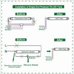Led Fluorescent Replacement Wiring Diagram | Wiring Diagram   2 Lamp T8 Ballast Wiring Diagram