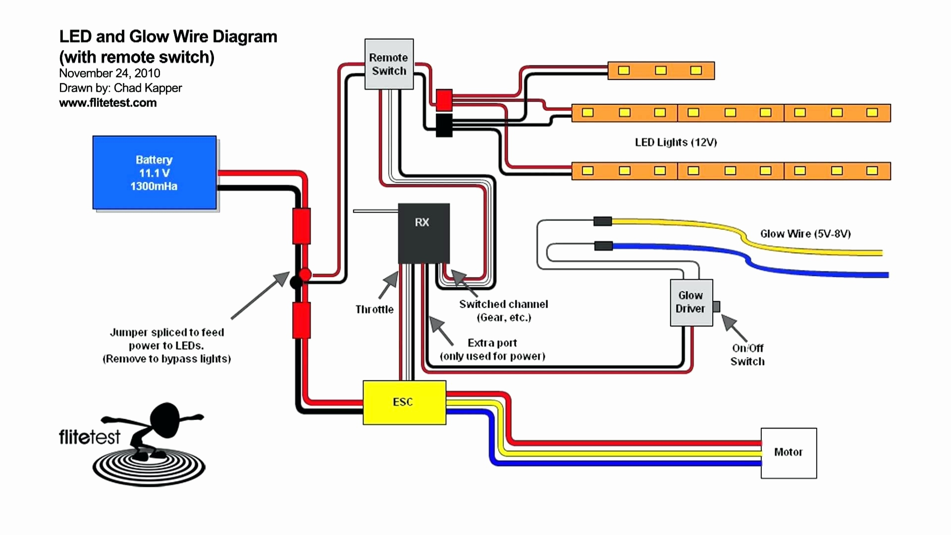Led Light 12V 3 Wire Wiring Diagram | Wiring Diagram - 3 Wire Led Tail Light Wiring Diagram