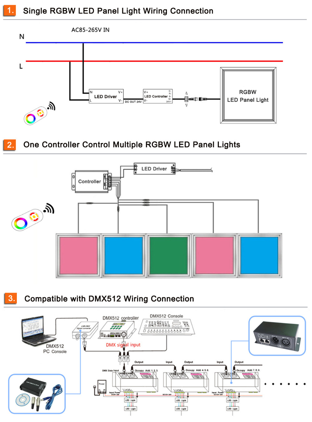 Led Panel Wiring Diagram | Schematic Diagram - Ceiling Light Wiring Diagram