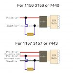 Led Turn Signal Resistor Wiring Diagram | Wiring Library   Led Load Resistor Wiring Diagram